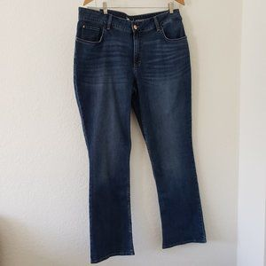 NWT - Lee Riders Boot Cut - Size 18W Long